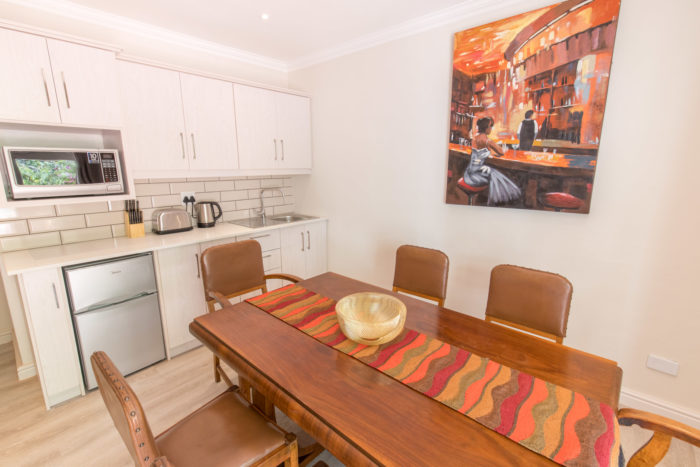 Wheelchair friendly self-catering unit in Montagu