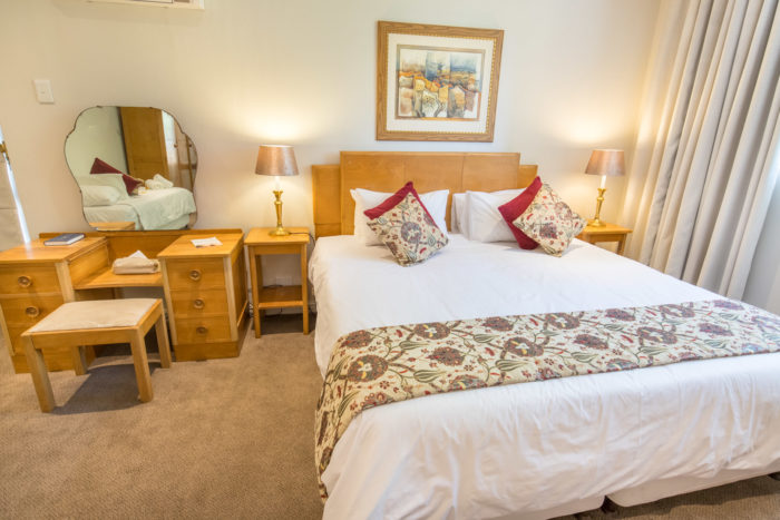 Wheelchair friendly self catering unit
